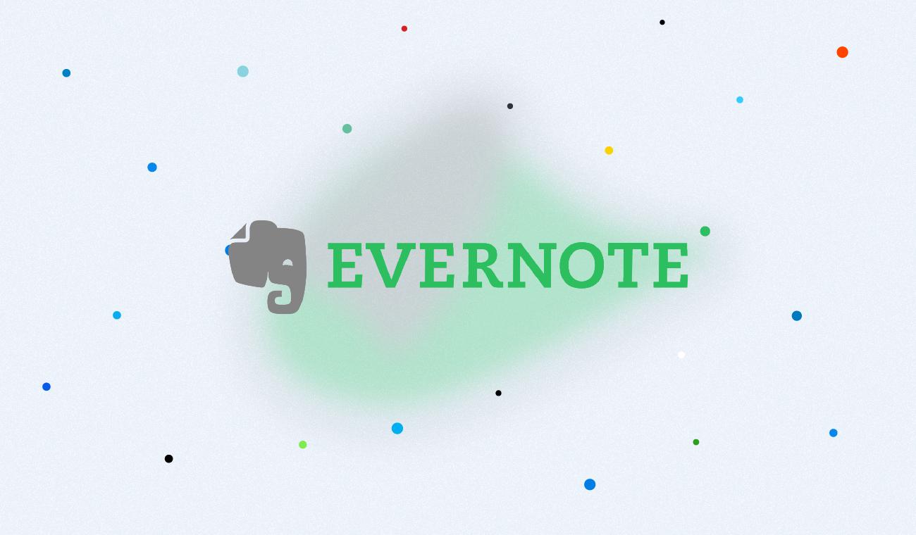 aplicaciones evernote