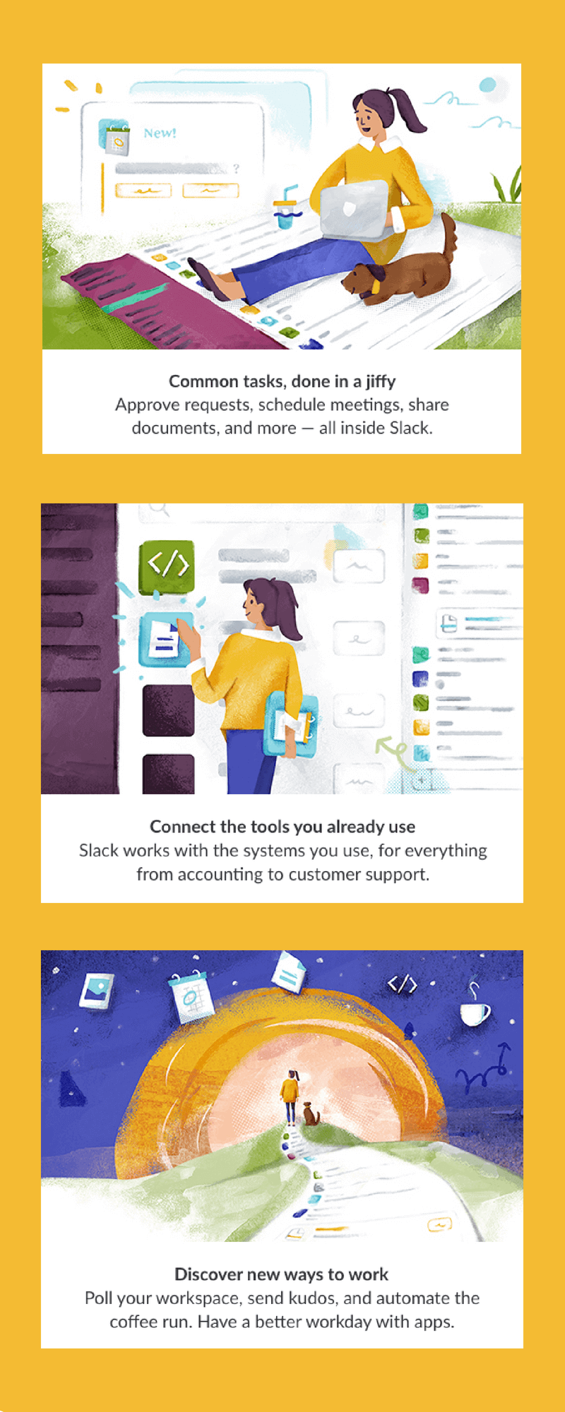 how Slack apps could help you out