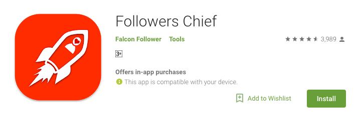 Followers Chief