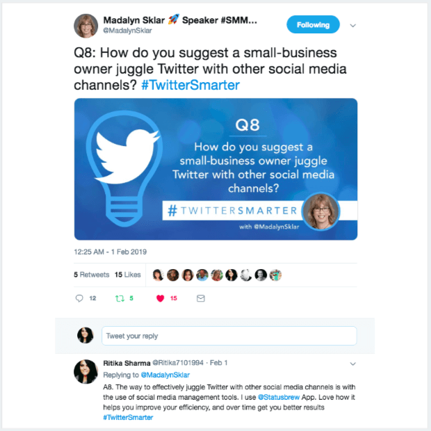 Twitter Marketing Guide Twitter Chat