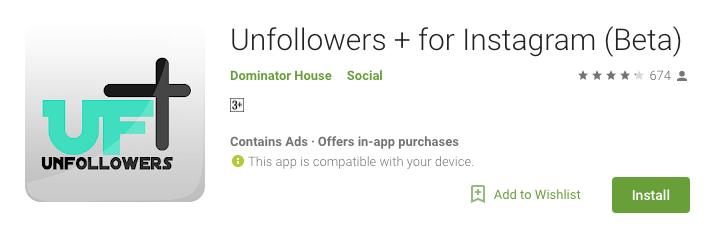 Unfollowers+