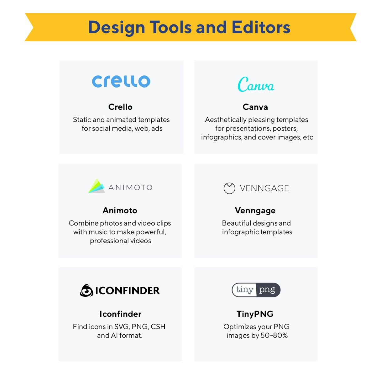 Design Tools and Editors