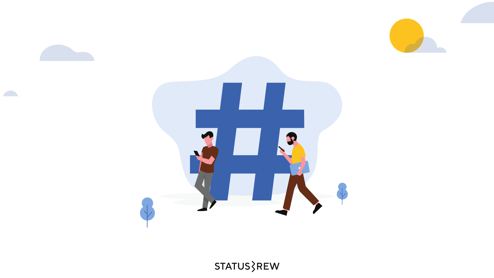 Ultimate Marketer's Guide To Instagram Hashtags in 2019 + [Infographic]