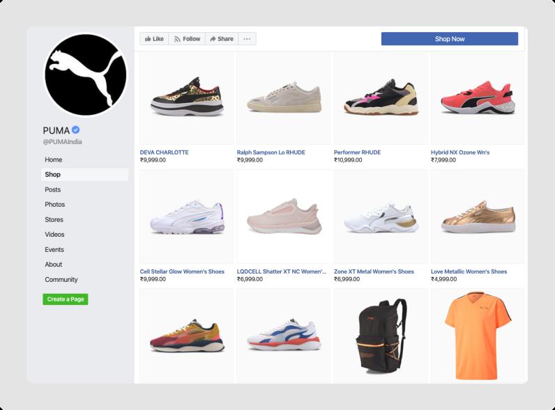 Puma-Facebook-Shop-All-Products