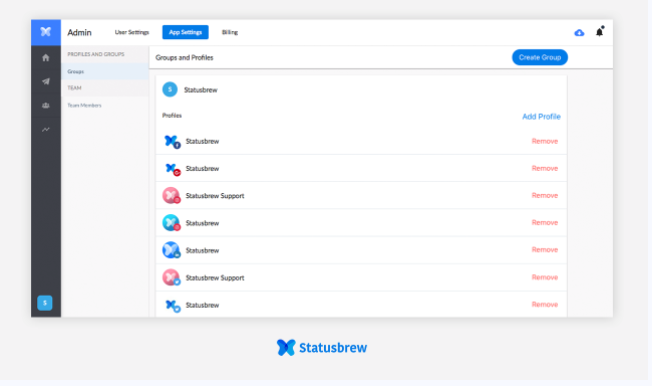 Statusbrew Reporting: Statusbrew For Agencies