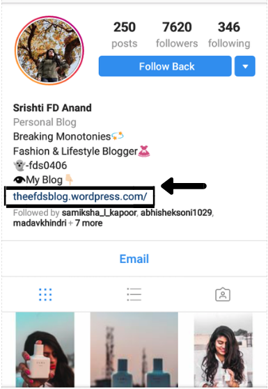 How to promote your blog through Instagram