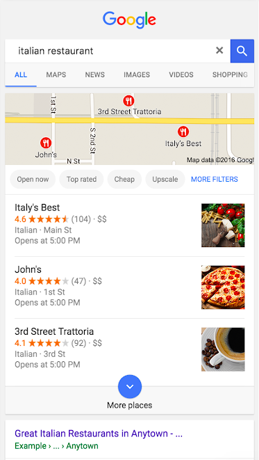 7 Tips To Optimize Your Google My Business Listing | Statusbrew I Want To Put My Business On Google Maps on