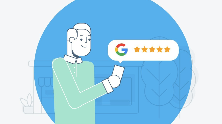 Collect reviews for Google My Business optimization