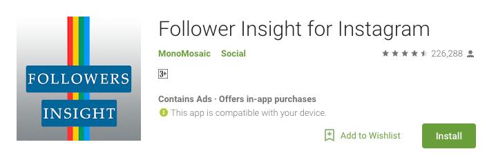 Mega Followers For Instagram App